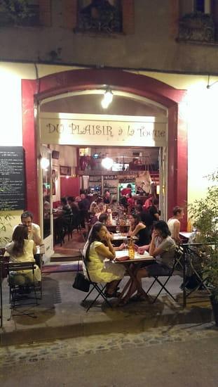 Restaurant : Du Plaisir à la Toque  - Vue de face -