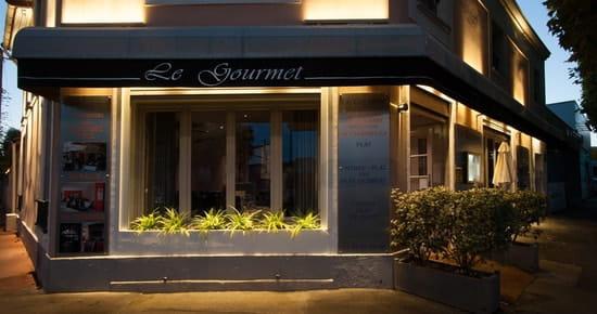 Le Gourmet  - Restaurant -   © chazelle marc photographe cabourg