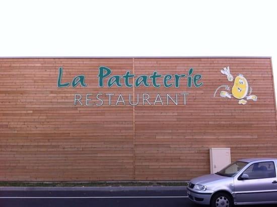 Restaurant : La Patarerie