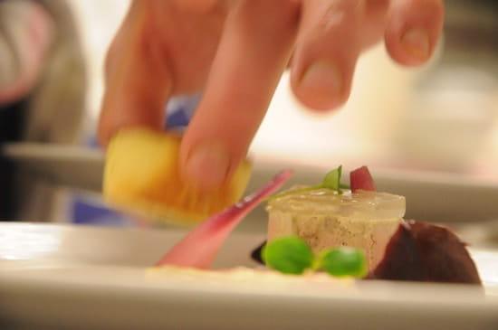 L'Antre Amis  - Foie gras et brioche snackée -   © l'Antre Amis