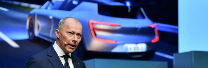 Affaire Ghosn: le DG de Renault tente de rassurer ses salariés sur l'avenir