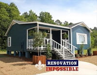 Rénovation impossible : Une rénovation sur barge