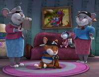Tip la souris : Les règles de la maison