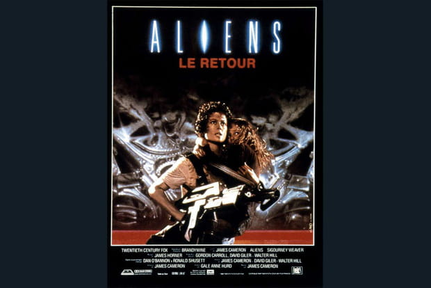 Aliens, le retour - Photo 1
