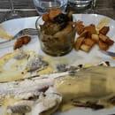 Plat : La Plancha Olive  - Plat du jour : Merlu  -