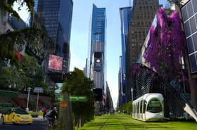 Un voyage dans les villes du futur