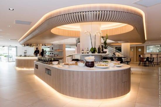 Restaurant : Le Servan  - Le buffet, atout majeur du restaurant Le Servan -   © Golden Tulip Sophia
