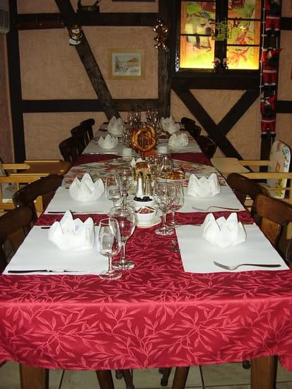 Restaurant A l'Ancre  - SALLE de l'Ancre -   © HAMM B