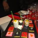 Entrée : Brasserie La Plage  - Quelques amuse-bouche du nouvel an ... -