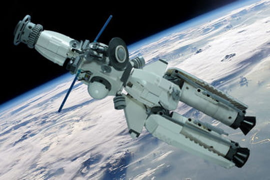 La NASA récompense des fans de Lego