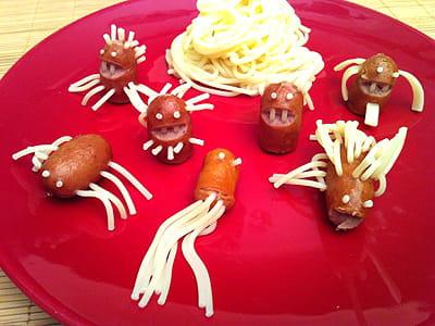 Comment gayer le repas des enfants - Comment cuisiner un poulpe ...