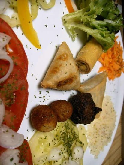 Safari Gourmand  - Une entrée -