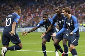 France - Pays-Bas: les notes, les buts et la fête en vidéo... Le résumé