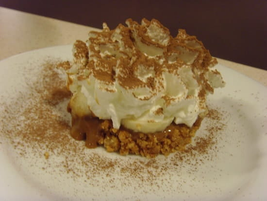 Villagio  - Banoffee Pie -