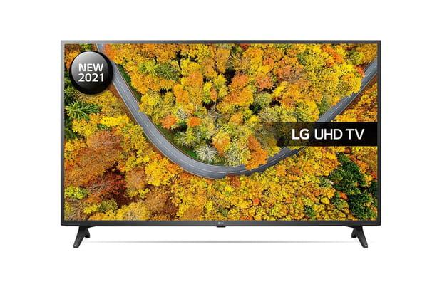 Pour le cinéma et les jeux: LG UP7500