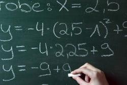 Test bac de Mathématiques