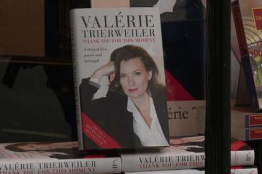 "Valérie Trierweiler: meilleure que ""Cinquante nuances deGrey""!"