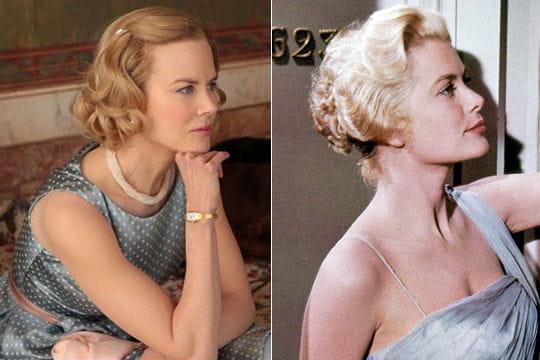 Grace Kelly par Nicole Kidman
