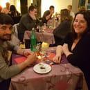 Restaurant : Les Amis de la Fontaine  - Salle -   © Evelyne LEYRIS