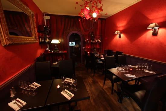 L'Entrée des Artistes  - restaurant sur paris -