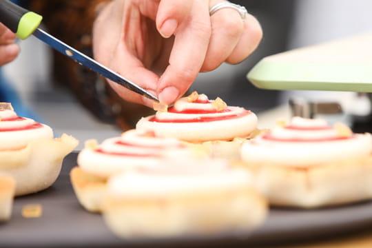 Campfire Cake: recette du gâteau de Mercotte dans Le Meilleur Pâtissier
