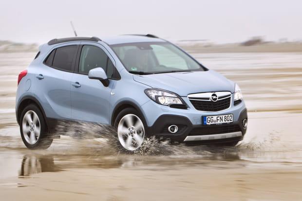 Opel Mokka: plus rationnel