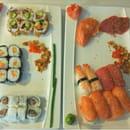 Plat : Ici Sushi Lounge  - Ici love -