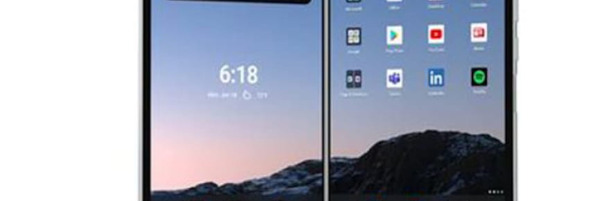 Sortie Microsoft Surface Duo: disponible à la Fnac!