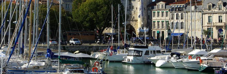 Escale entre terre et mer à La Rochelle