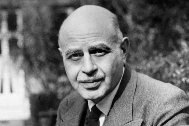 """Albert Cohen, auteur de """"Belle du Seigneur"""" - Cultea"""