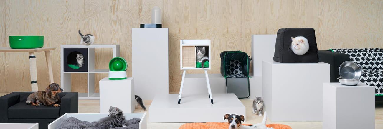 IKEA lance sa première collection pour animaux