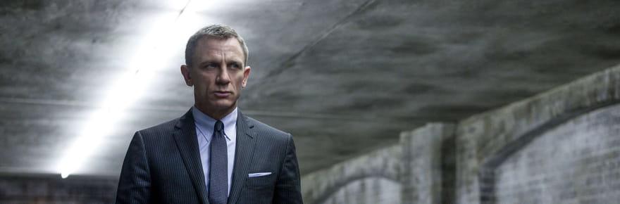 Daniel Craig dit au revoir à James Bond, hommage en images