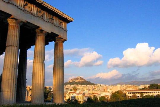 Athènes, un voyage dans l'Antiquité