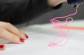 3Doodler : on a testé le premier stylo 3D