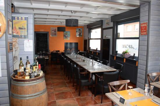 Restaurant : Chez Delphine  - Salle de restaurant -   © Chez Delphine