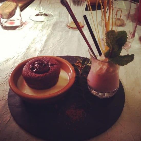 Dessert : Le Daniel's