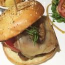 Plat : Le TIti Lulu  - Hamburger au canard et foie gras -