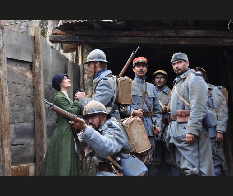Les Amoureux de Verdun au Puy du Fou