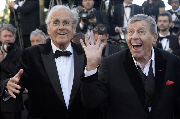 Michel Legrand et JerryLewis