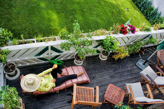 Comment aménager son balcon?