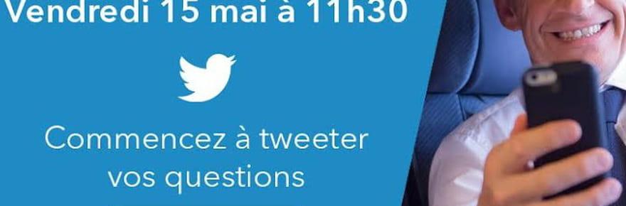 Nicolas Sarkozy : les perles desesréponses sur Twitter