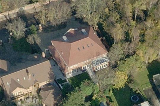 La maison de Steven Gerrard
