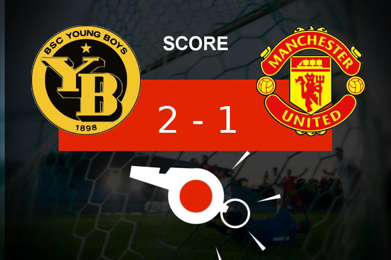 Young Boys - Manchester United: les Young Boys Berne fait le job, retour sur les temps forts du match