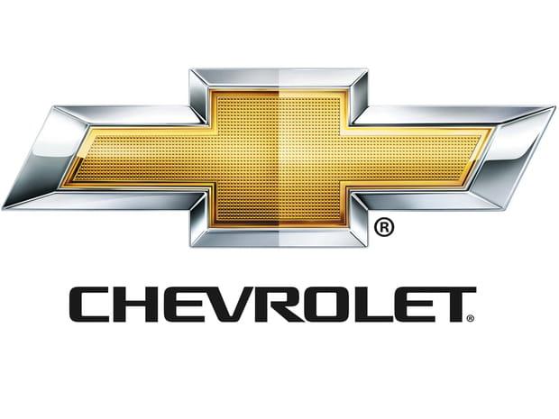 Le nœud papillon de Chevrolet