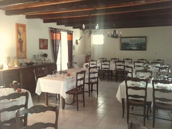 Auberge d' Ellem  - salle restaurant -   © Le Mevel Patrick