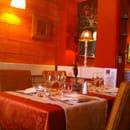 Le Garden  - Salle de restaurant -