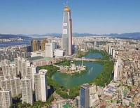 La Corée vue d'en haut : Héritage et modernité