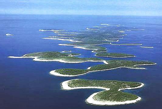Les îles Infernales