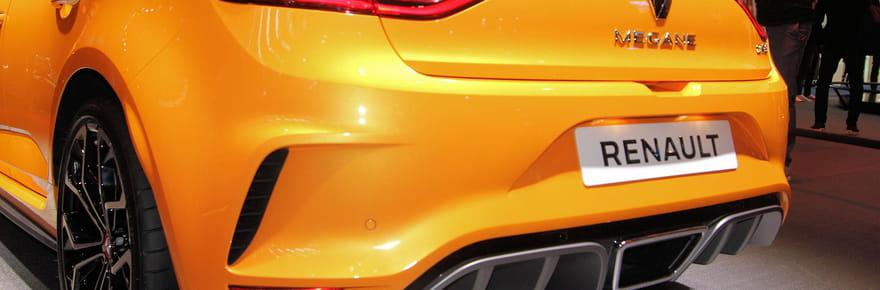 Renault Mégane RS: elle arrive en 2018, à quel prix? [photos]