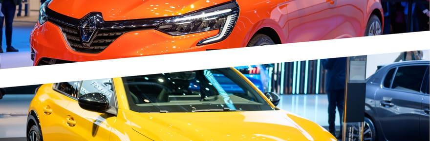 Renault Clio 5contre Peugeot 208: c'est l'heure du match!